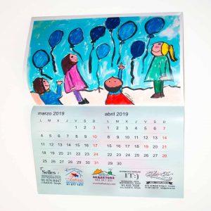 Asociación Gea Calendario