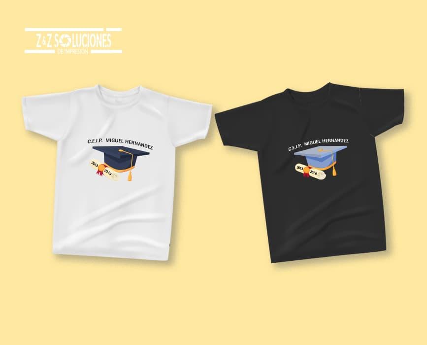 camisetas para grupos