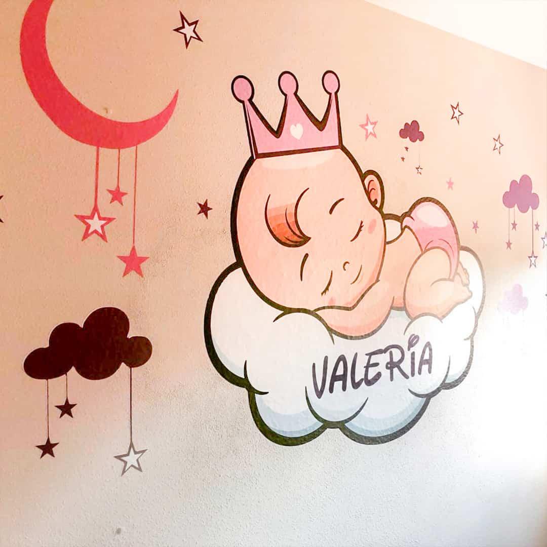 Vinilo Decorativo Dormitorio Infantil
