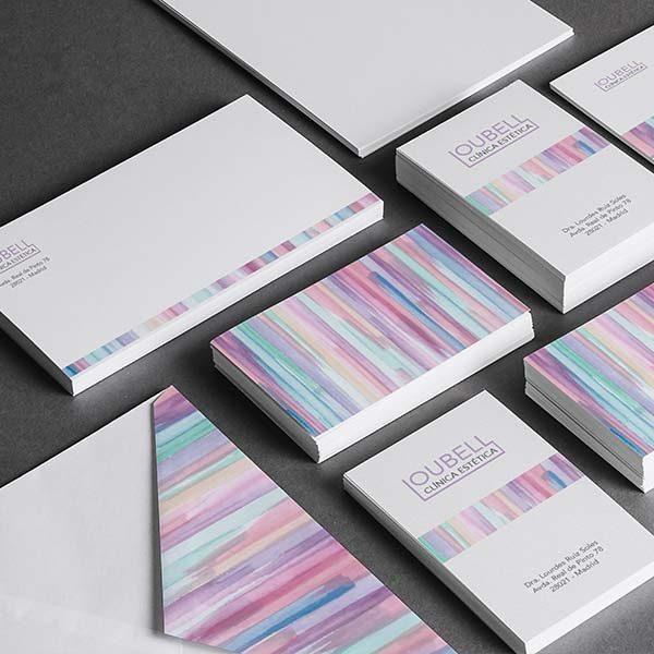 Diseño e impresión de Papelería Corporativa